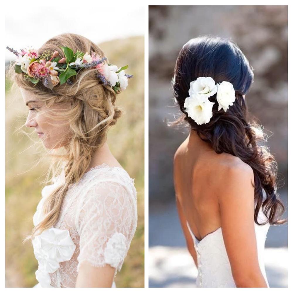 Acconciature di stile per il giorno perfetto - Allegra.R Wedding Planner 2051d6ce983a